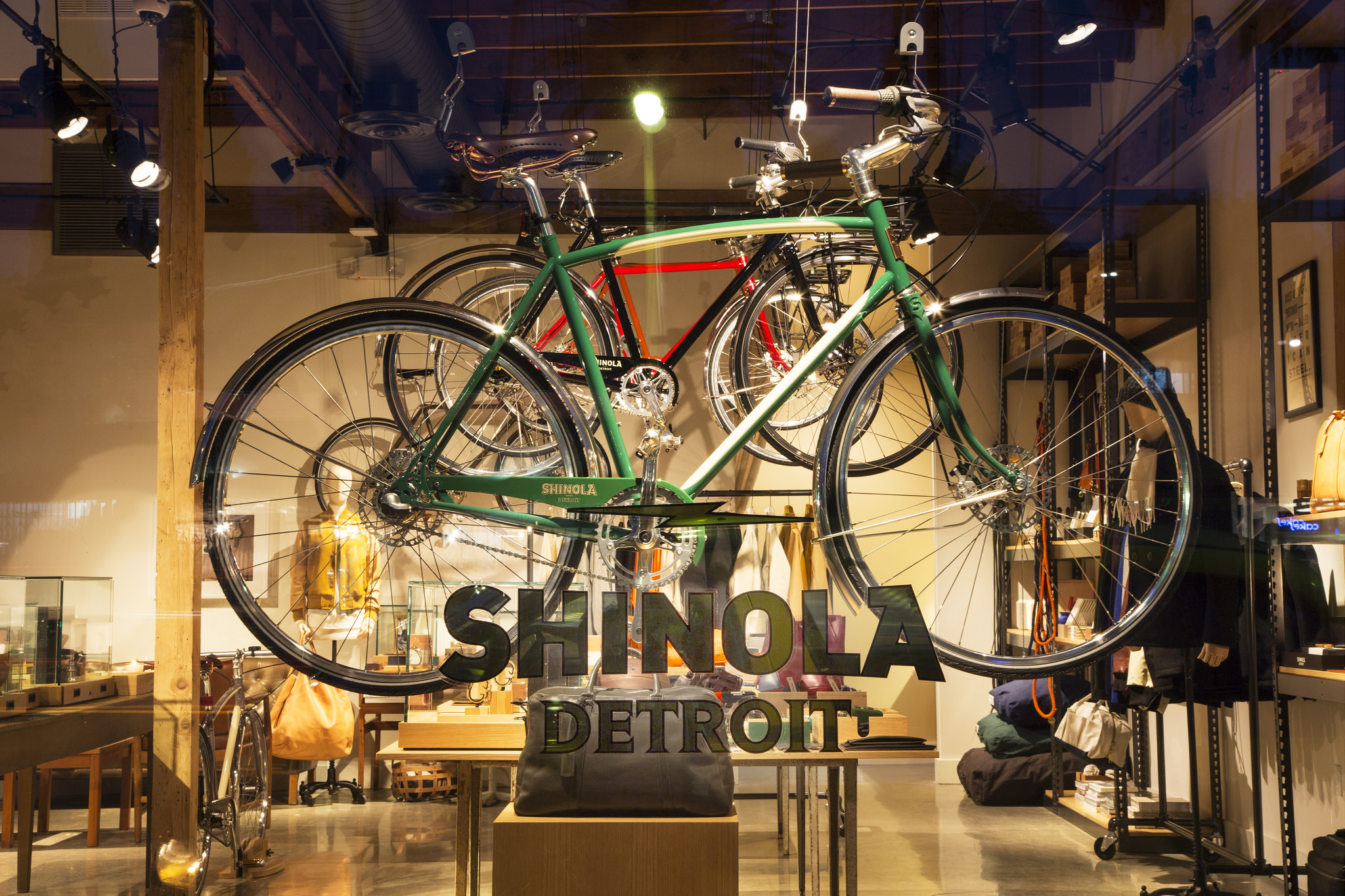 Shinola Silver Lake