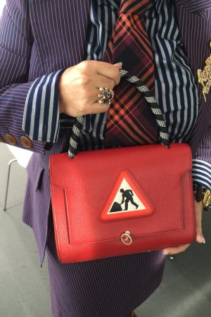 Absolutely Fabulous: The Movie Anya Hindmarch