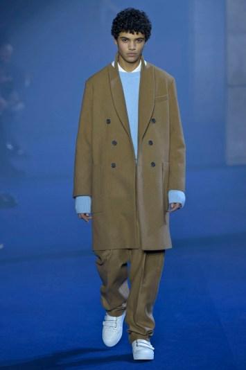 AMI Alexandre Mattiussi Men's Fall 2016