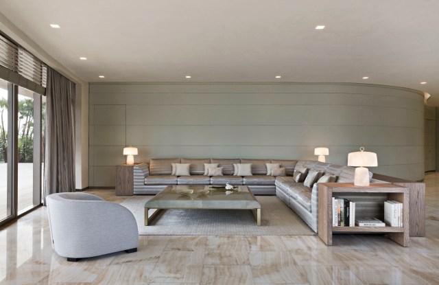 A look at Giorgio Armani's high-end Armani/Casa Residences project in Miami.