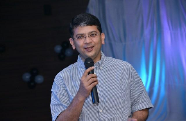 TeamChat founder Beerud Sheth.