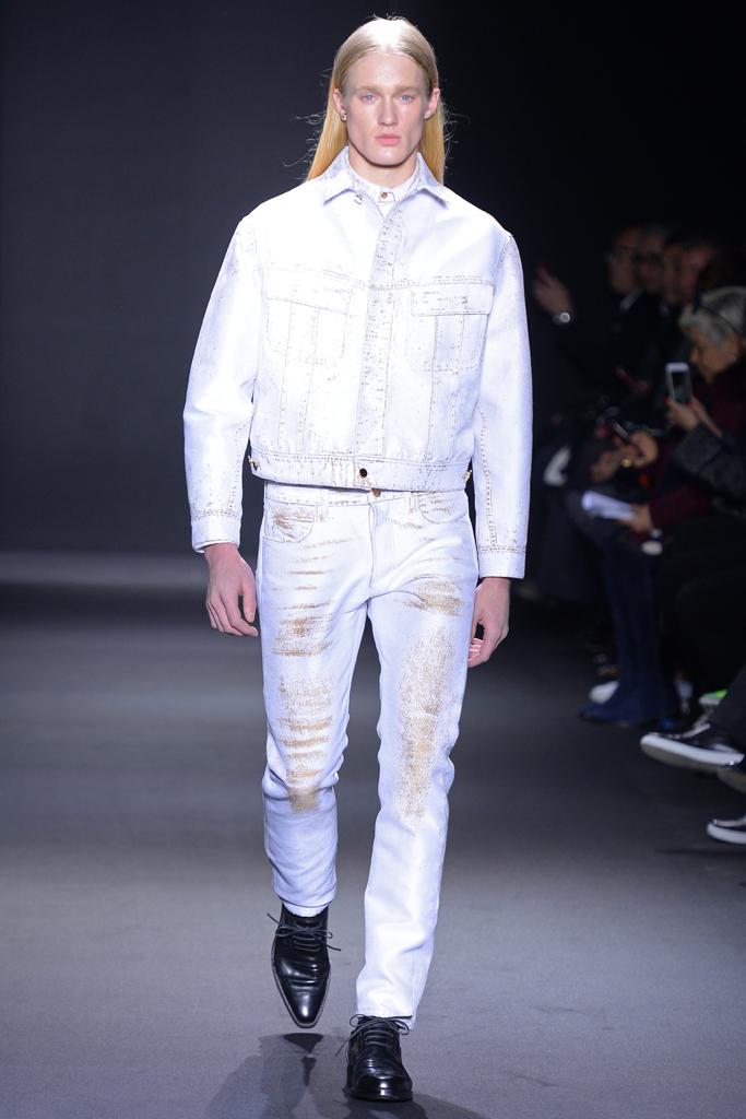 Calvin Klein Collection Men's RTW Fall 2016