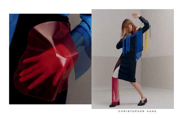 Christopher Kane's Spring 2016 Ad Campaign