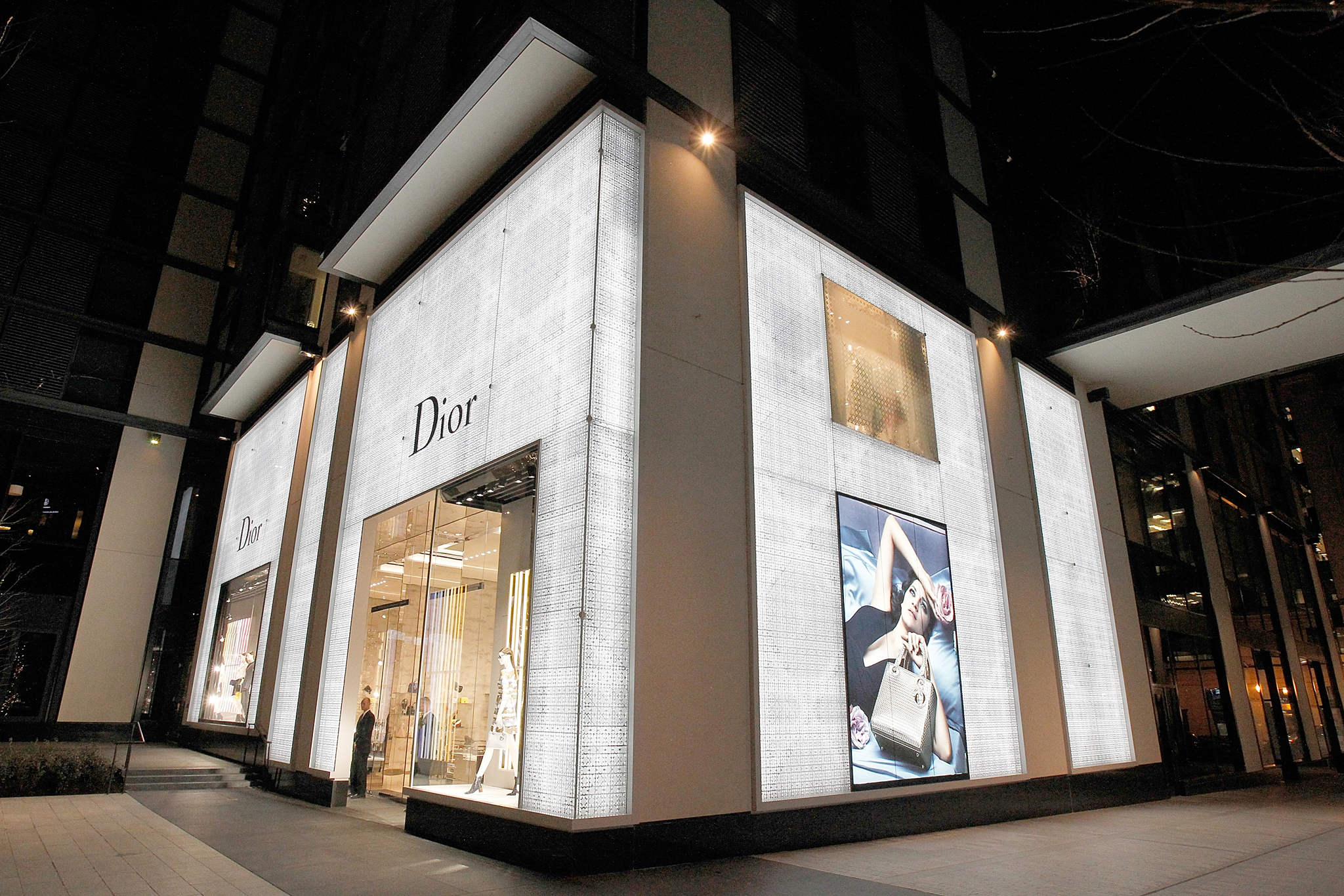 Dior Celebrates The Opening Of The CityCenterDC Boutique