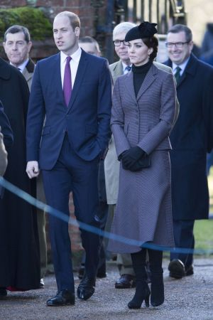 Duke Duchess of Cambridge