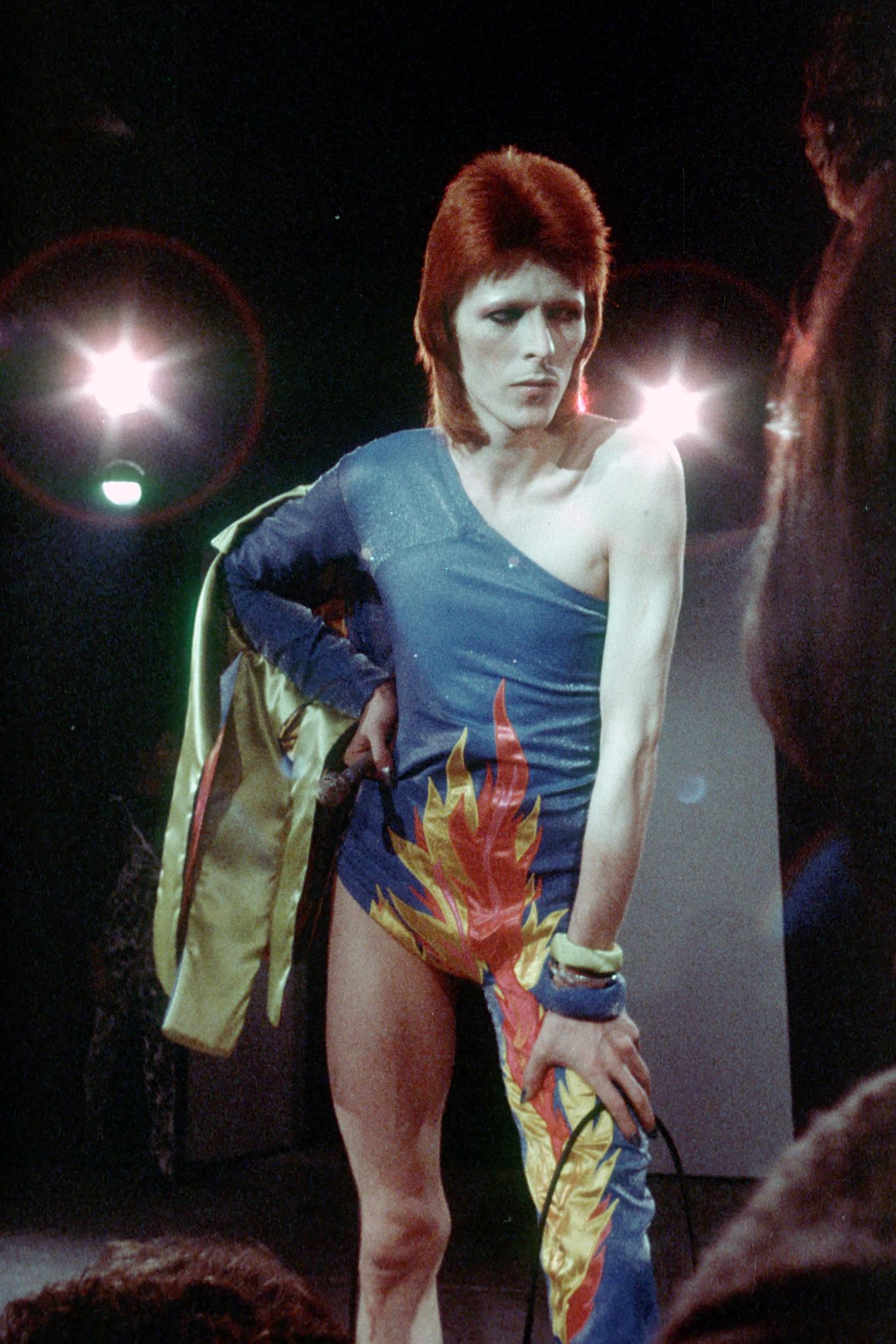 David Bowie passes away at 69.