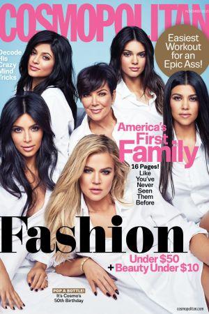 Cosmopolitan's November 2015 cover.