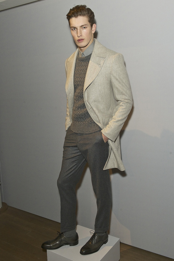 Gieves and Hawkes Men's Fall 2016
