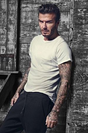 David Beckham's Spring 2016 Bodywear Campaign for H&M