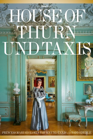 """House of Thurn Und Taxis"", book cover"