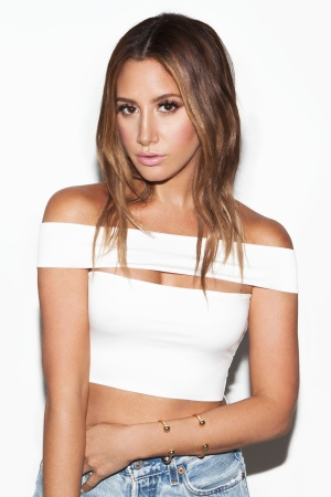 Ashley Tisdale for BH Cosmetics.