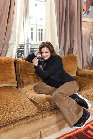 Inès de la Fressange Talks Paris' Favorites