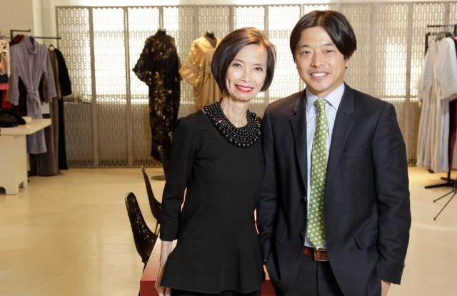 Josie and Ken Natori