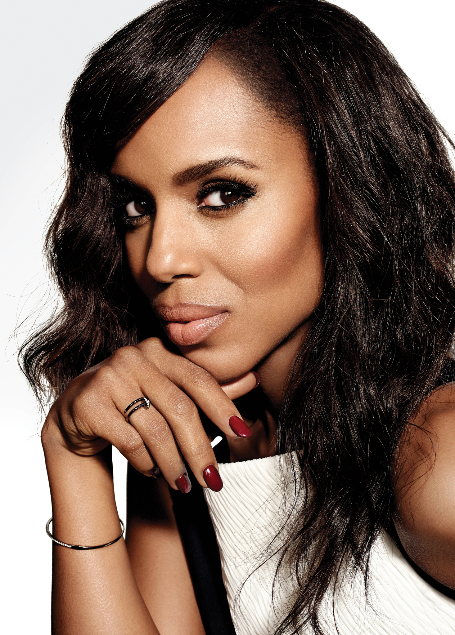"""Partnerships take a lot of time. If I am going to put my name and my face and my energy behind something, I want it to be authentic."" — Kerry Washington"