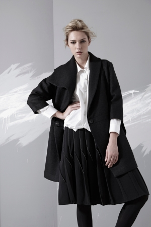 A look from Lulu Cheung