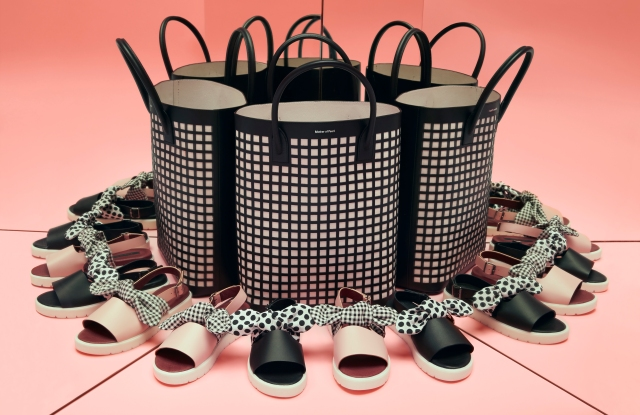 Mother of Pearl Spring Summer 2016 accessories