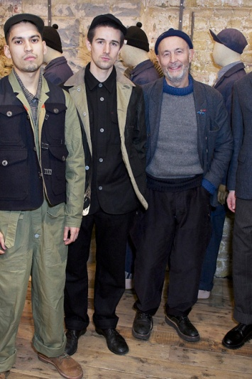Nigel Cabourn Men's Fall 2016