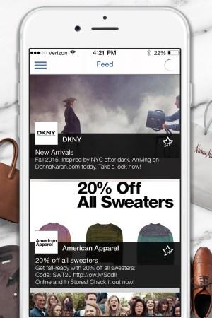 smartphones, apps, consumer behavior