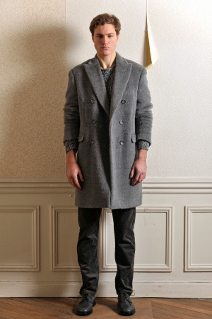 A look from Helbers Men's RTW Fall 2016