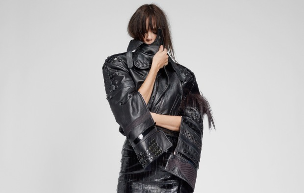 RVDK/Ronald van der Kemp Demi-Couture Spring 2016