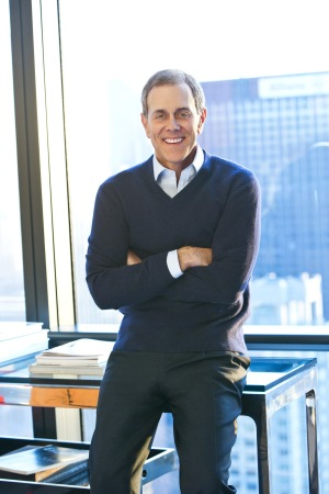 Hearst president and chief executive officer Steven Swartz.