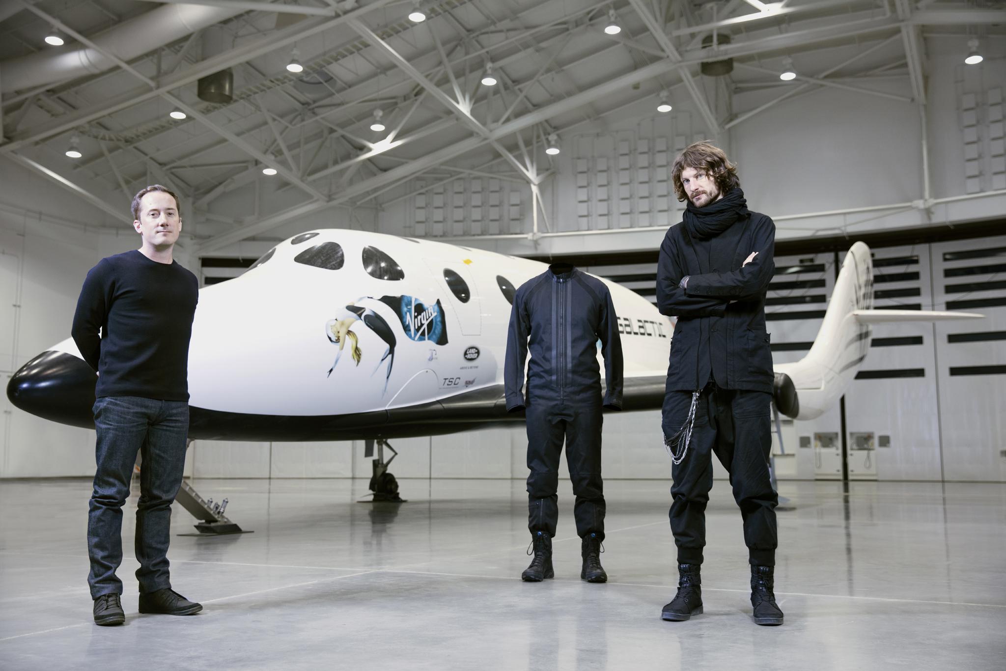 Y-3, Virgin Galactic Space Apparel