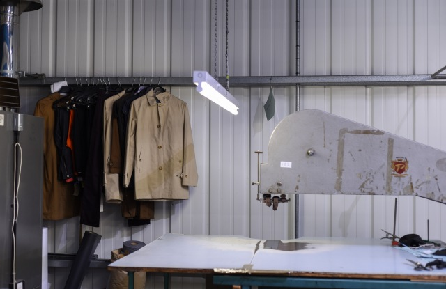 Community Clothing Patrick Grant Cookson Clegg factory