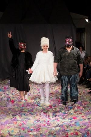 Absolutely Fabulous: The Movie Jane Horrocks Vin + Omi