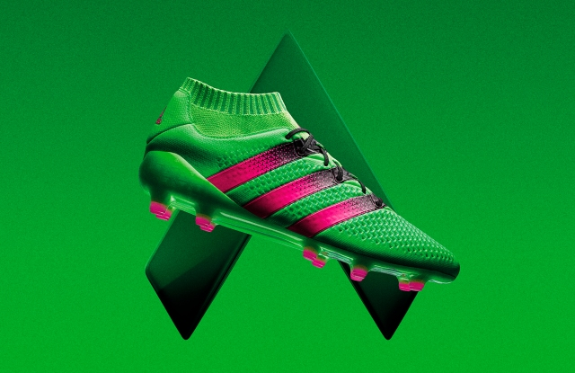 Ace 16 Primeknit by Adidas