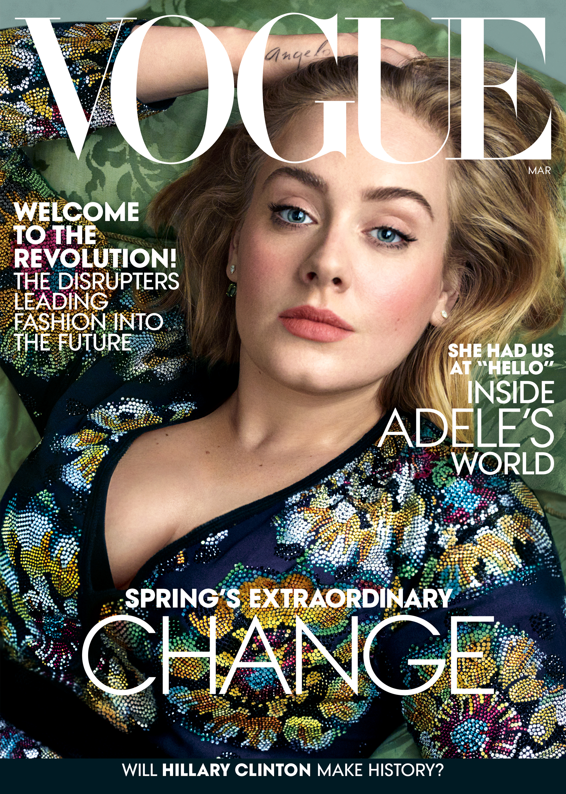 Vogue Nabs The Most Ad Pages In March For Fashion Magazines Wwd