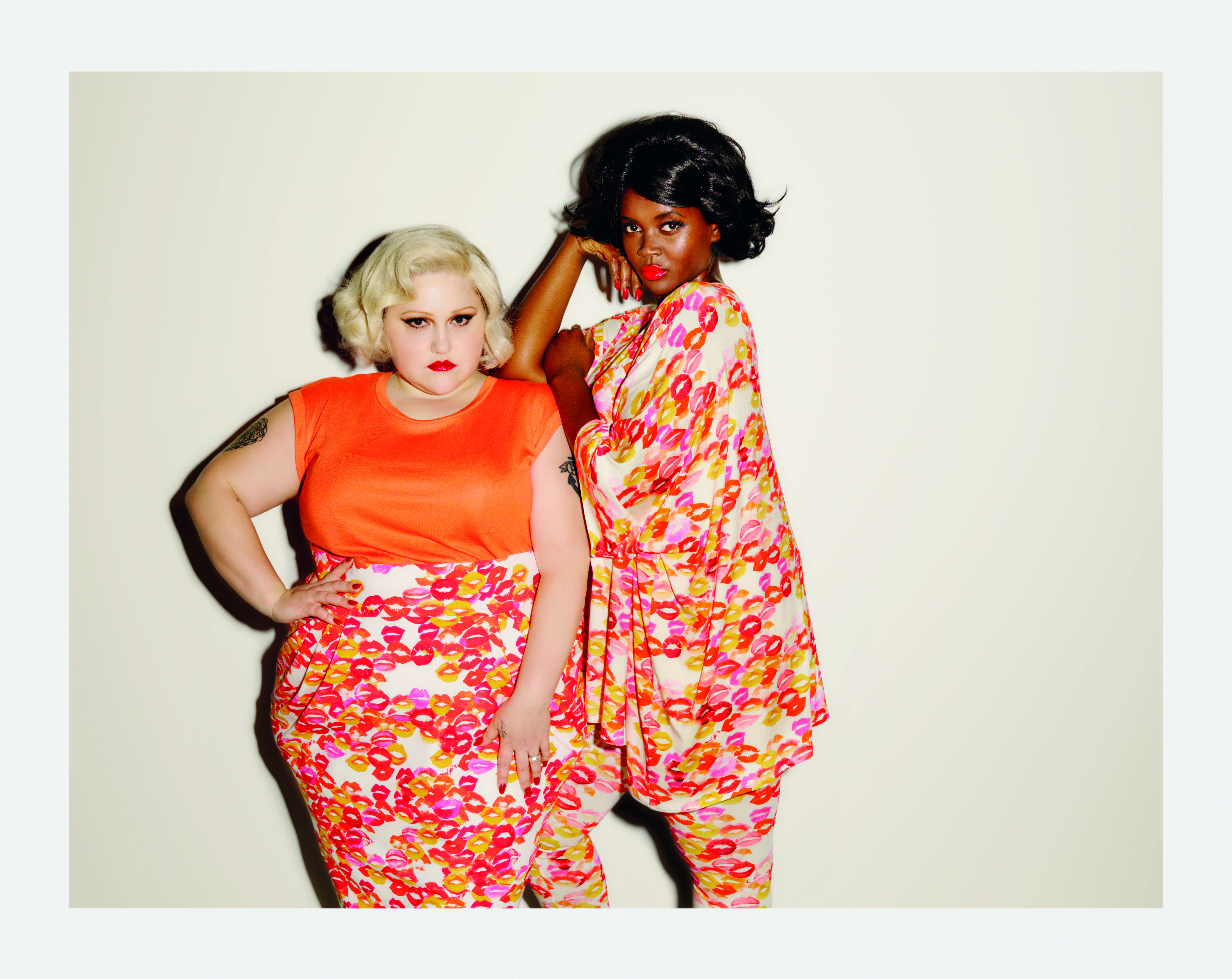 Beth Ditto's Clothing Range