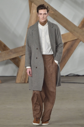 Billy Reid Men's RTW Fall 2016