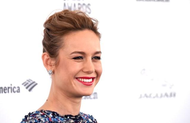 Brie Larson 2016 Independent Spirit Awards Red Carpet