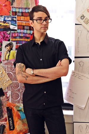 Christian Siriano will receive the American Image Award Designer of the Year.