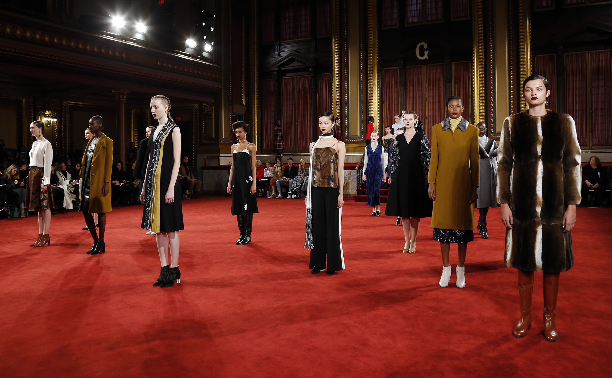 Creatures of the Wind RTW Fall 2016