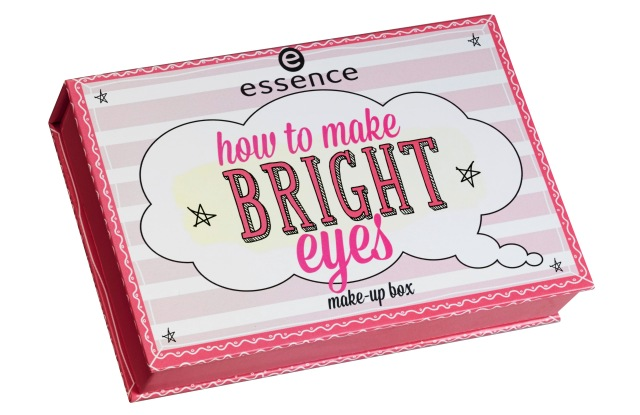 Essence's How To Make Bright Eyes kit.