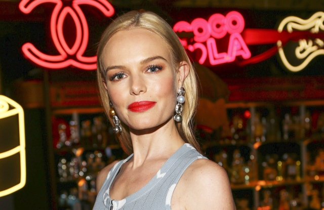 Kate Bosworth in Chanel.