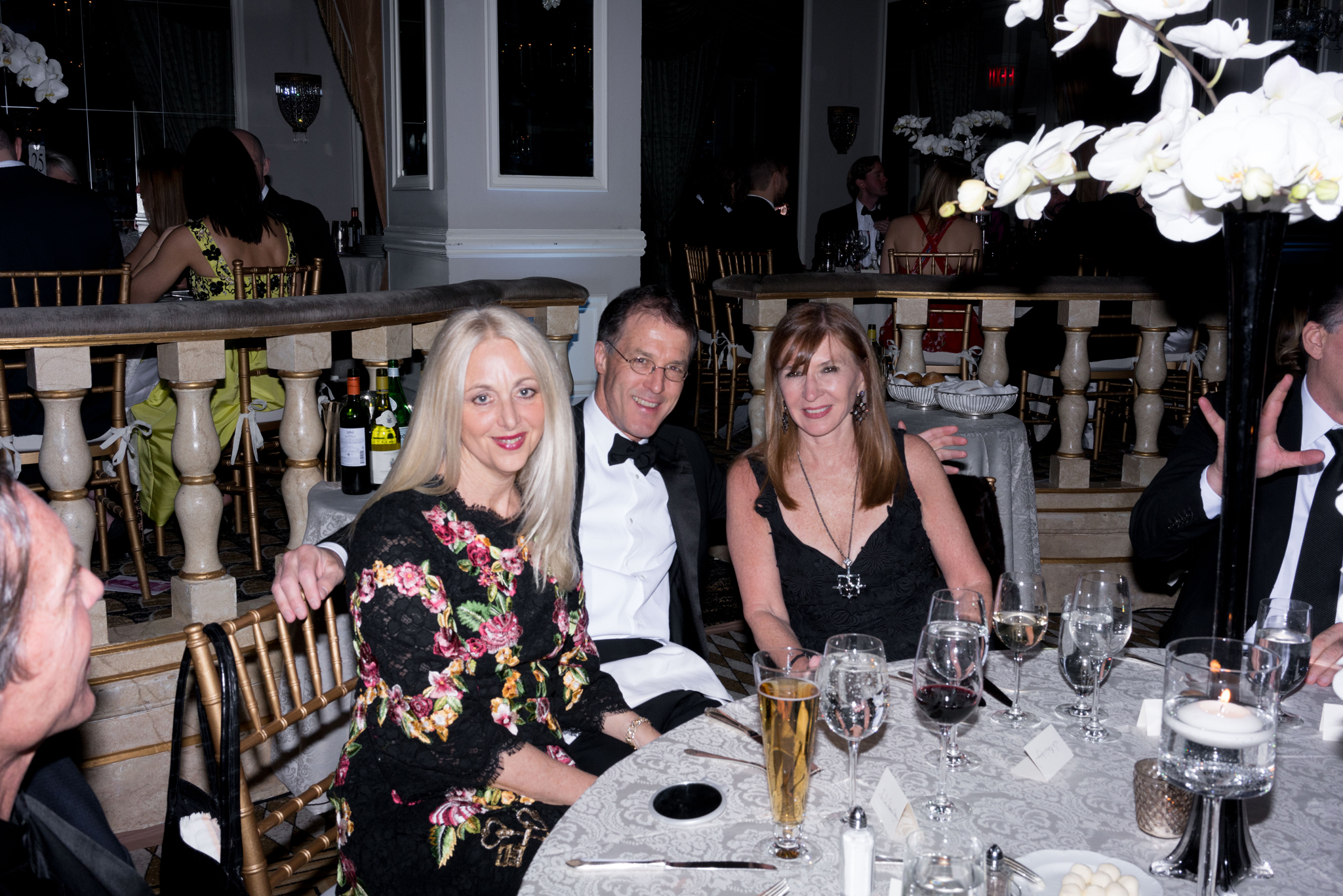 Dana Hammond Stubgen, Patrick Stubgen and Nicole Miller.
