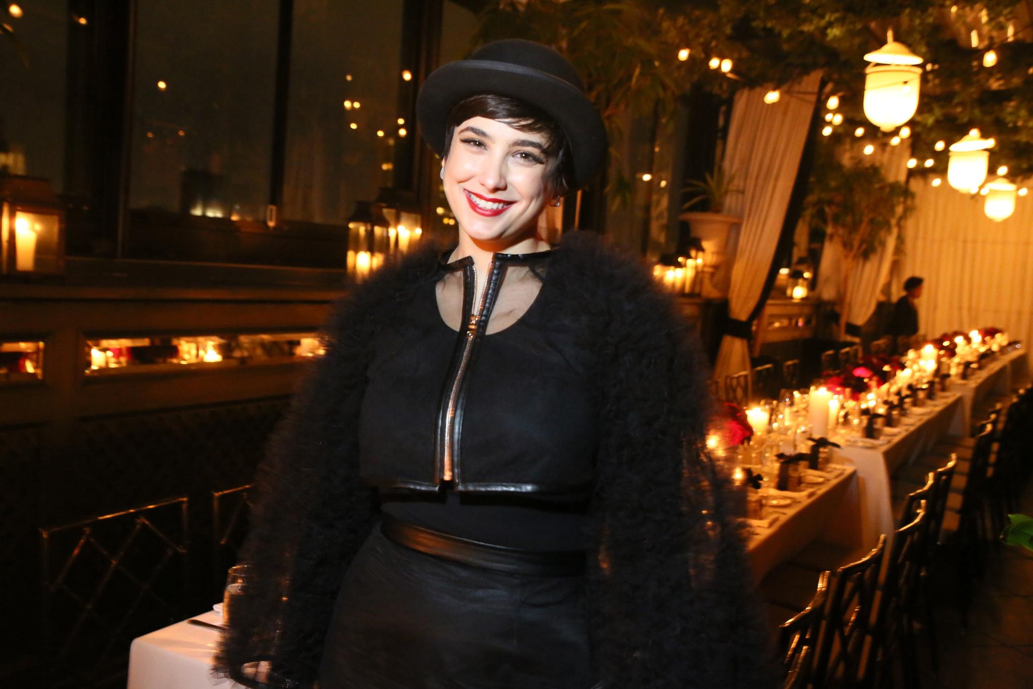 Katharine Zarrella Unfiltered Fashion Dinner