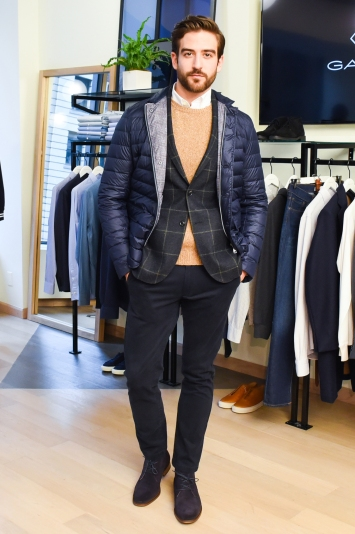 GANT Men's RTW Fall 2016