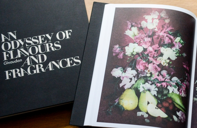 """Givaudan's """"An Odyssey of Flavours and Fragrances"""""""
