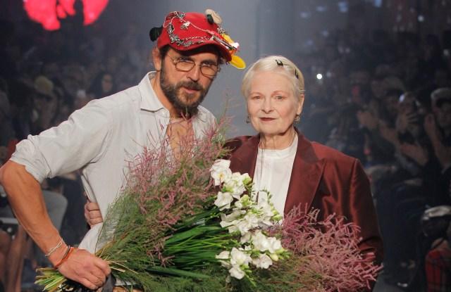 Andreas Kronthaler Vivienne Westwood