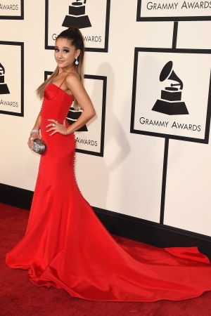 Ariana Grande Grammy Awards 2016