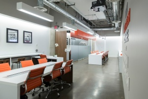 The Joe Fresh Center for Fashion Innovation.