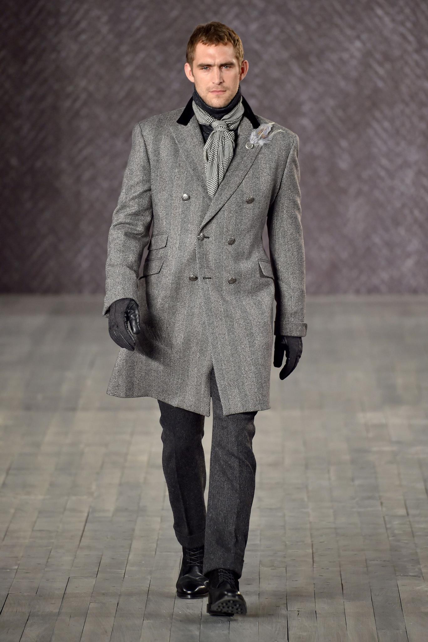 Joseph Abboud Men's RTW Fall 2016