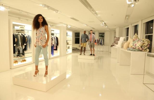 Kohl's New York showroom.