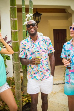 Weekend apparel offerings from Chubbies.