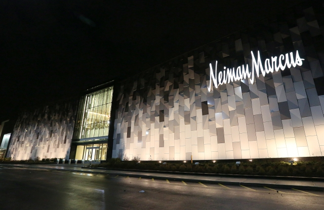 Neiman Marcus at the Roosevelt Field Mall in Garden City, N.Y.