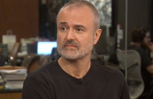 Gawker founder and chief executive officer Nick Denton.