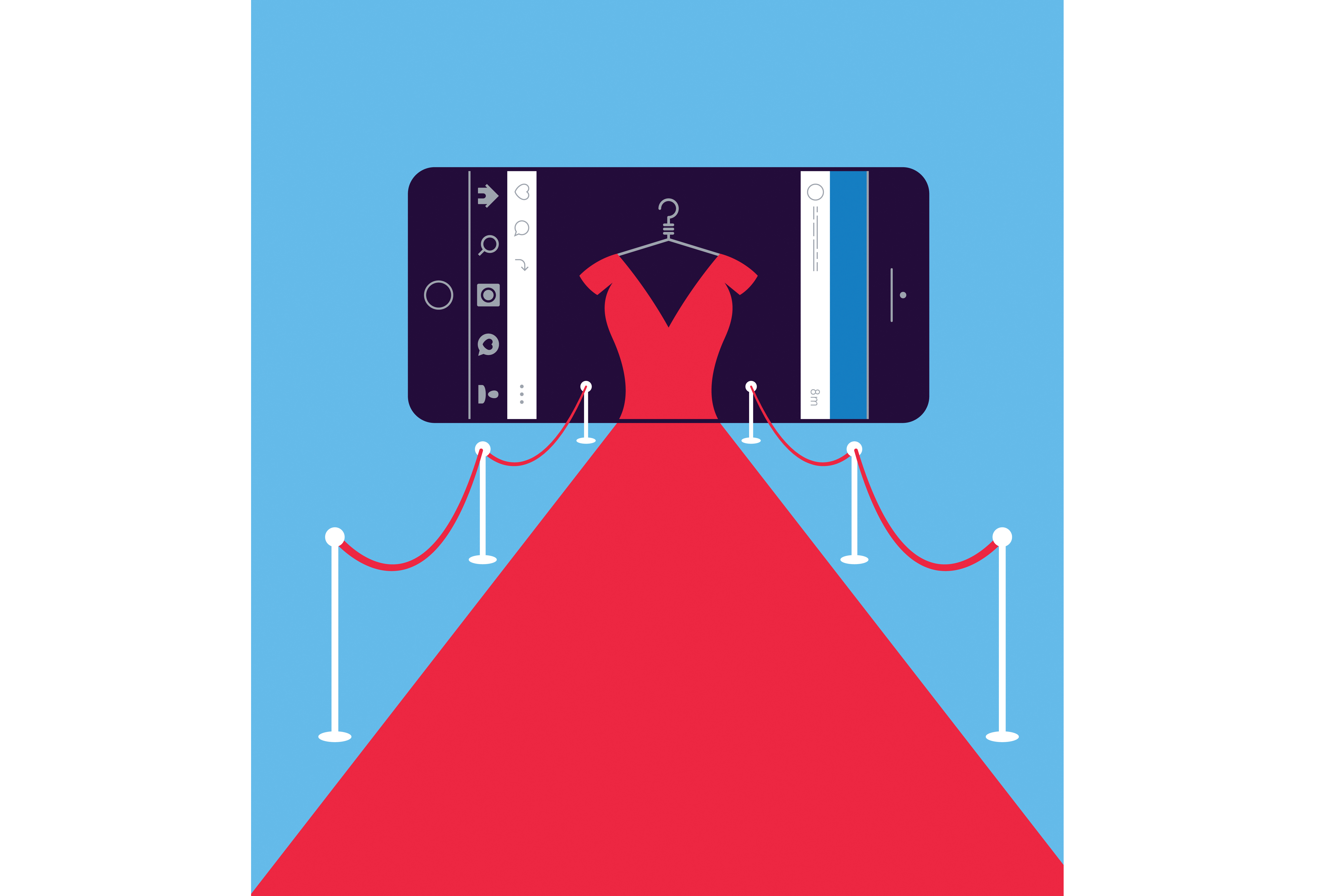Oscars Social Media